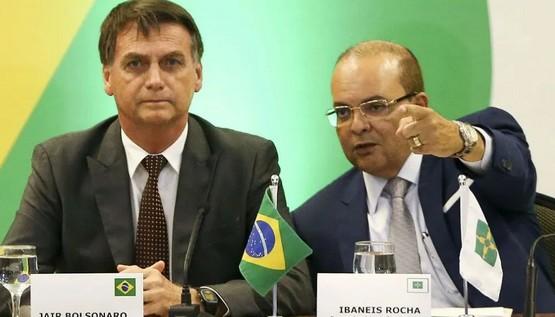 Ibaneis Rocha quer o comando do PSL/DF