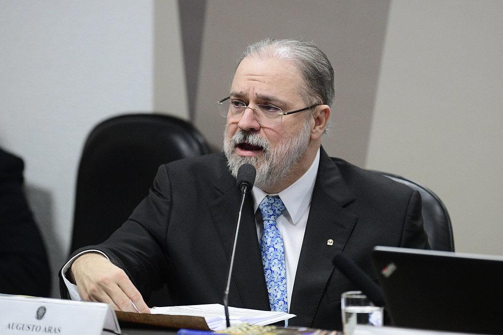 """gustavo aras no senado 1 1024x683 - """"Lava Jato não é órgão autônomo"""", afirma PRG"""