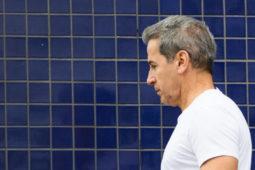 Luiz Estevão bloqueado