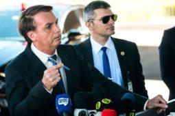 bolsonaro 251119 81t13293448 255x170 - Secretário que usou avião da FAB será demitido