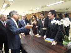 """Lançamento do livro """"Vida e Magistratura com Bom Humor"""""""