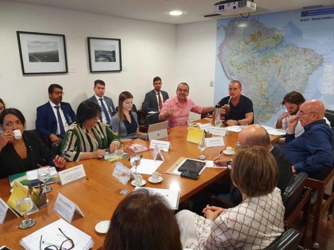 ministros - Políticas sociais em discussão