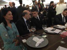 O anfitrião dos BRICS