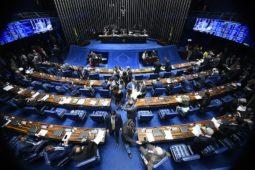 senado 1 255x170 - Senadores em busca de apoio