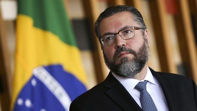 Ernesto Araújo e1566651804666 - Cúpula do Mercosul se reúne esta semana
