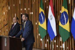 Brasil e Paraguai firmam acordo automotivo