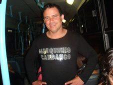 Marquinho Candango homenageado