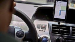 GDF determina higienização de carros de app