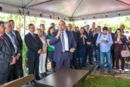 Ibaneis anuncia pacotes de obras
