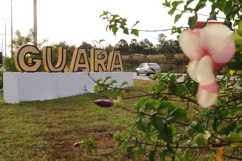 Guará: mudança no trânsito