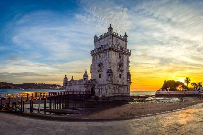 belem tower 2809818 1920 - André, o Rei de Portugal
