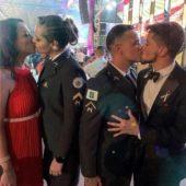 Não gostou do beijo gay
