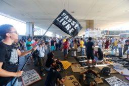 Protestos vão esquentar o clima na capital