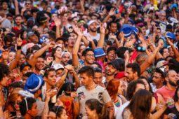 Carnaval: reforço na segurança