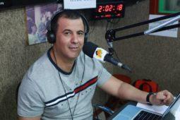 Luciano Lima, jornalista e radialista