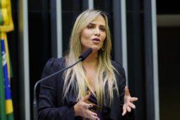 Celina Leão vai para Secretaria de Esporte