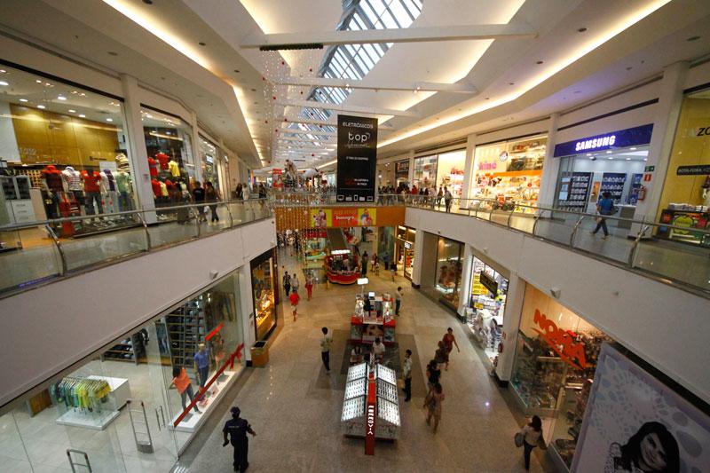 shopping - Shoppings devem reabrir na próxima segunda-feira