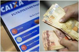 Caixa 255x170 - Governo começa a pagar na quinta-feira auxílio emergencial
