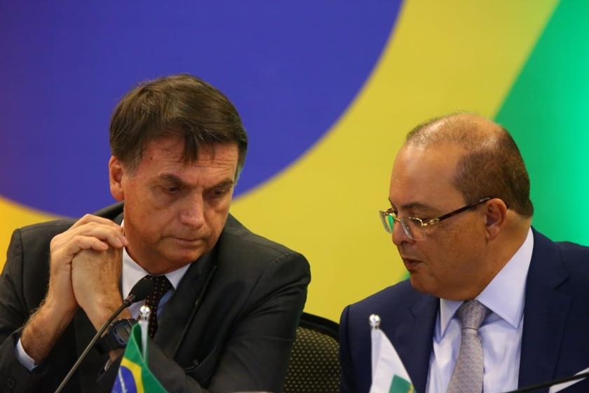 Read more about the article Ibaneis reage a Bolsonaro: Decretos não têm nada de inconstitucional