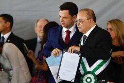 Ibaneis terá problema com novo ministro da Justiça