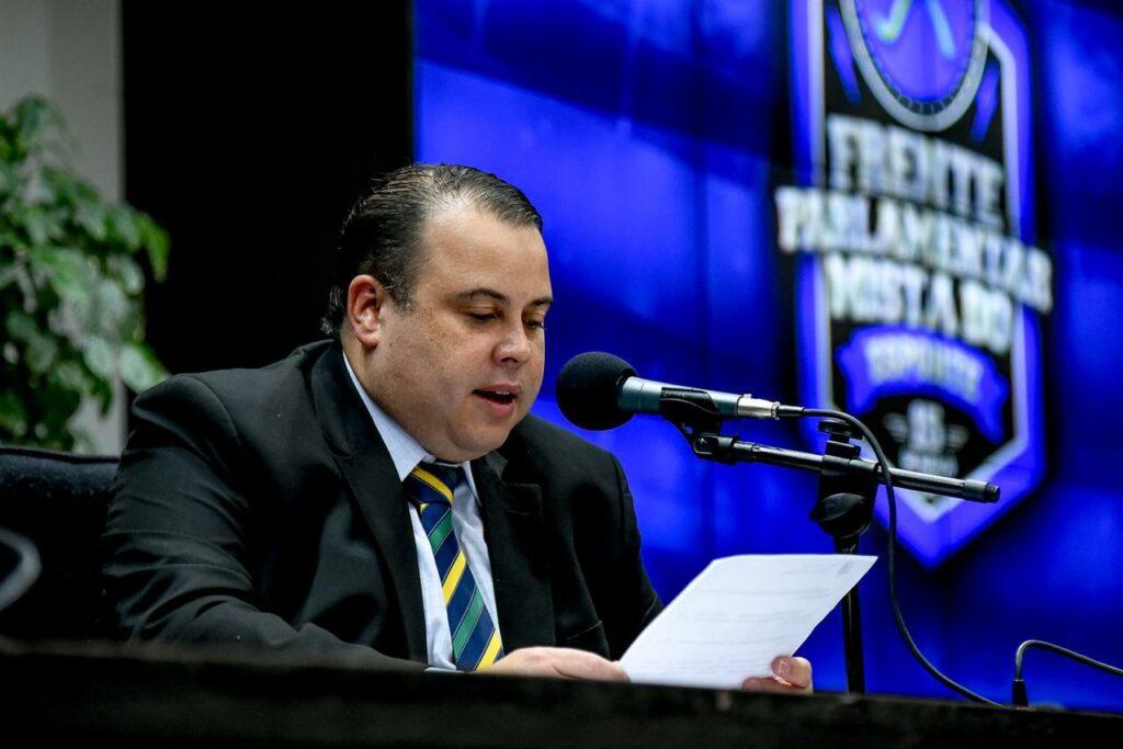julio cesar ribeiro 1024x683 - Apoio aos clubes de futebol