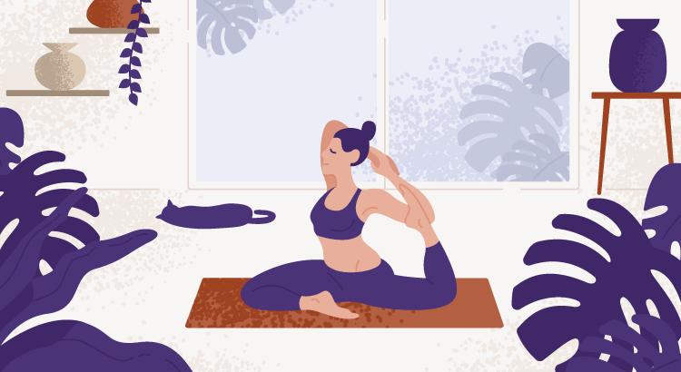 Atividade física em casa 01 - Novos hábitos salvam vidas no isolamento
