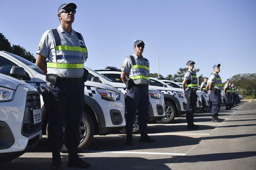 PM - Reajuste para forças de segurança do DF será votado amanhã