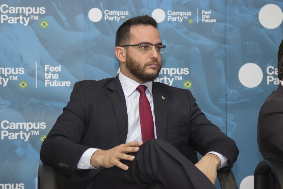 Thiago Jarjour - Jarjour vai para a Secretaria do Empreendedorismo