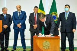 Read more about the article Assinada MP que concede reajuste para forças de segurança