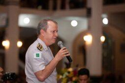 Associações da PM vão à Justiça contra declarações de Ibaneis