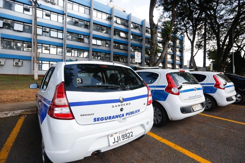 segurançapublica do df - Entrega de veículos para Secretaria de Segurança Pública