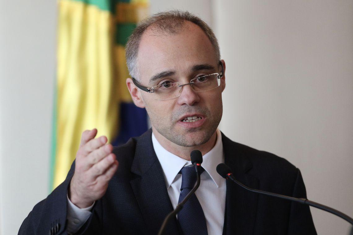Read more about the article Diário Oficial traz indicação de Mendonça ao STF