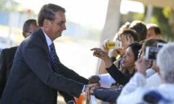 Read more about the article CNT/MDA: Avaliação positiva de Bolsonaro atinge 41%