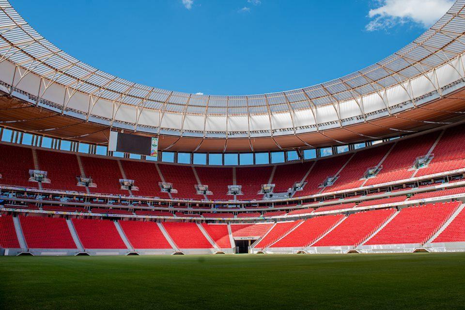 Read more about the article GDF libera público em competições esportivas