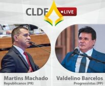 "Read more about the article Live CLDF: ""ações sociais na pandemia"" é o tema desta quinta-feira"
