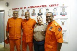Read more about the article Troca de comando no Corpo de Bombeiros do DF