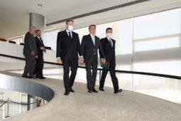 Read more about the article Pacheco e Lira articulam agenda prioritária com Governo