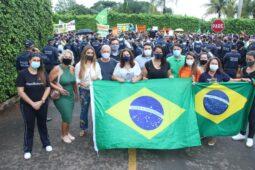 Read more about the article Fim de semana tenso na capital