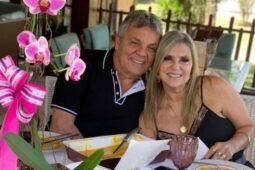 Read more about the article Fraga é internado com Covid e esposa está na UTI