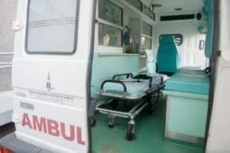 Read more about the article CLDF doa ambulância para a Secretaria de Saúde