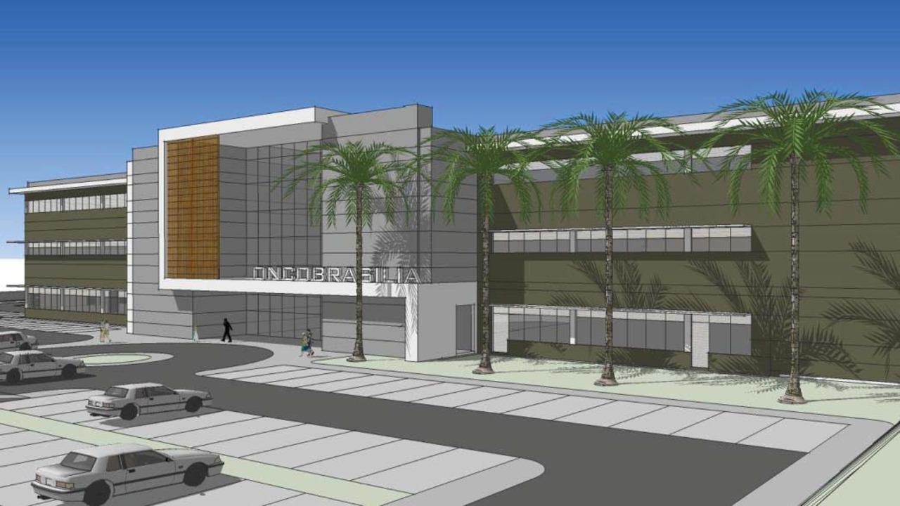 Read more about the article Empresa paranaense vence licitação para construção de Hospital Oncológico