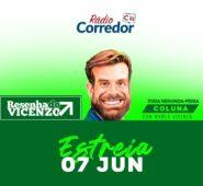 Read more about the article Estreia da Coluna Resenha do Vicenzo
