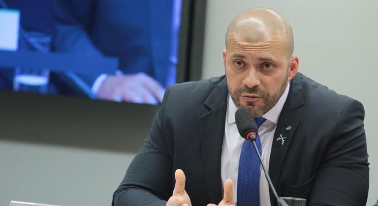 Read more about the article Conselho de Ética rejeita suspensão de Daniel Silveira